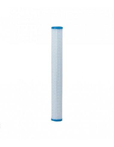 Cartuccia Poliestere plissettato 20 - 5 micron