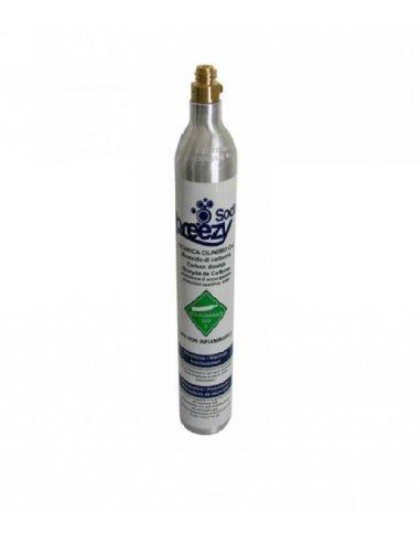 Bombola Co2 ricaricabile E290 per  produzione acqua frizzante (425gr.)