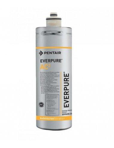 Everpure AC2 antimicrobico filtro ricambio 5.678lt. - 1,9lt./min. 0,2 micron (6)