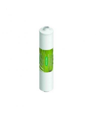 Green Filter Pre-Filtro in Linea GAC 1/4 FPT 2,5x11 7,560 LT