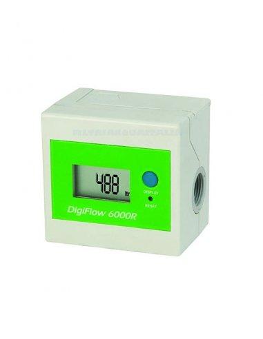 Contalitri LCD Digiflow 6000R-L monitoraggio dei litri
